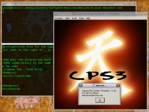 capcom-_system_3_emulator_on_linux