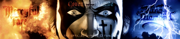 King Diamond - Coven Worldwide