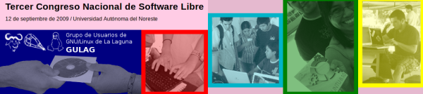 Congreso Software Libre GULAG 2009