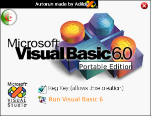 Microsoft Visual Basic 6 on Linux